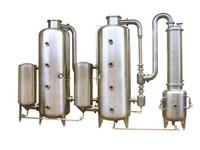wz2双效外循环真空蒸发器,塔及塔内件设备